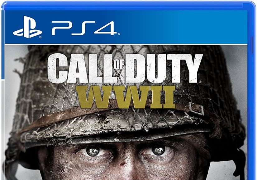 Win It! A 'Call of Duty' PS4 Video Game!