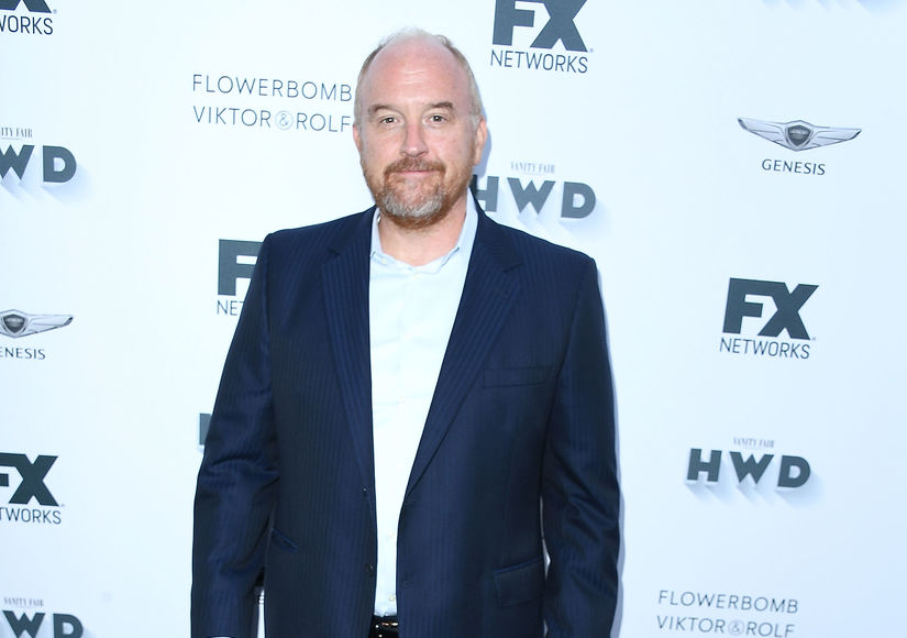 Louis C.K.'s Shocking Confession After Sexual Misconduct Accusations