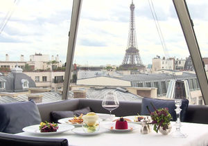 Mansions & Millionaires: Where to Eat at the Peninsula Paris Hotel