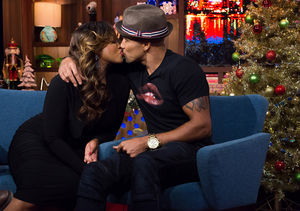 Shemar Moore Sets the Record Straight on Those Phaedra Parks Dating Rumors