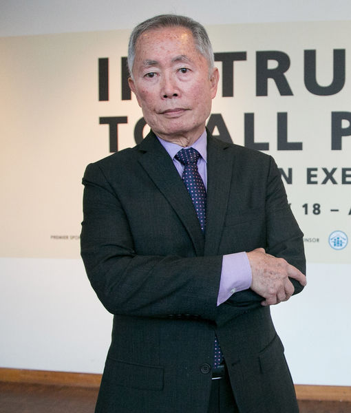 George Takei Says Alleged Sexual Abuse 'Simply Did Not Occur'