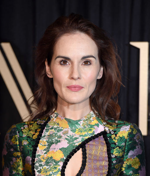Michelle Dockery on Her Loss: 'I Refer to Myself as a Widow'
