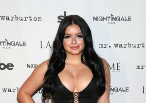 Video: Ariel Winter's Cleavage-Tastic Lapalme Party Look!