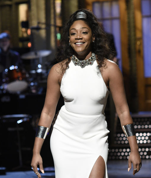 Girl Power! 5 Ways Tiffany Haddish & Taylor Swift Slayed on 'SNL'