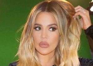 Is Khloé Kardashian Slowly Unveiling Her Baby Bump?