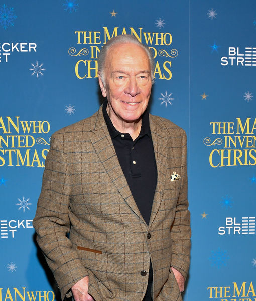 Christopher Plummer on Replacing Kevin Spacey in 'All the Money in the World'