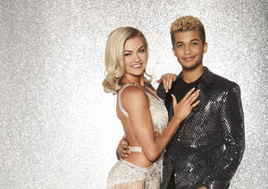 'DWTS' Video! See the Exact Moment Jordan Fisher Suffered His…