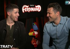 Nick Jonas on Brother Joe's Engagement Bash, 'Ferdinand' Song and Shania Twain…