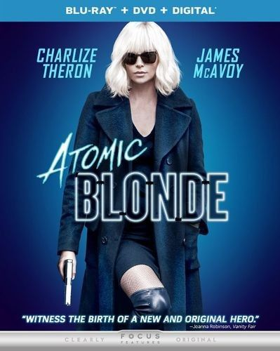 Win It! 'Atomic Blonde' on Blu-ray and DVD