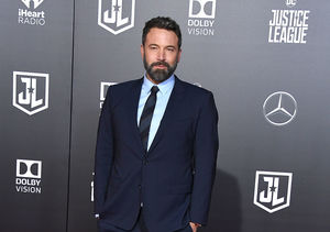Ben Affleck Dishes on Thanksgiving Plans, Plus: Have His Kids Seen 'Justice…