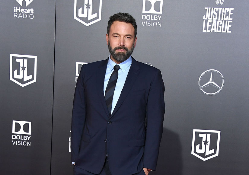 Ben Affleck Dishes on Thanksgiving Plans, Plus: Have His Kids Seen 'Justice League'?