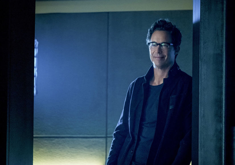 'The Flash's' Tom Cavanagh Teases Council of Wells in 'When Harry Met Harry'