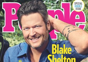 Blake Shelton Named People's 2017 Sexiest Man Alive!