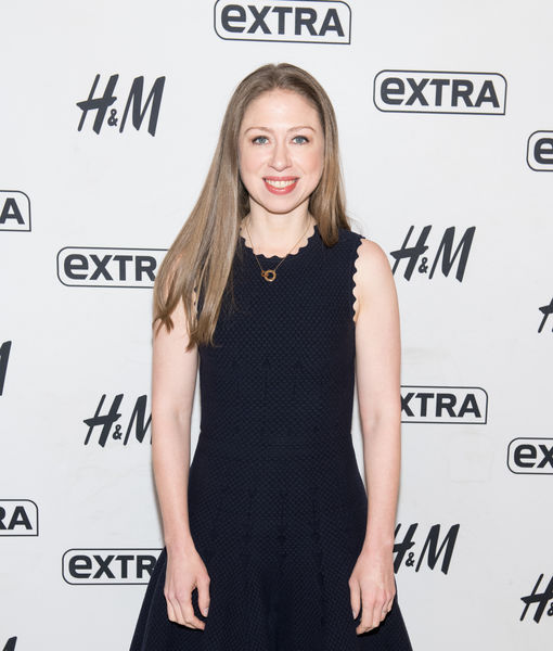 Chelsea Clinton Welcomes Baby #3 — What's His Name?