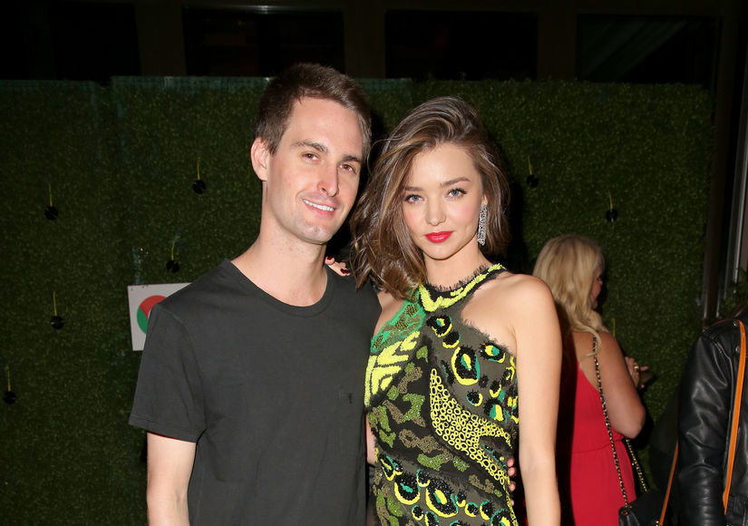 Miranda Kerr Is Pregnant with Baby #2 — Just Months After Wedding to Evan Spiegel