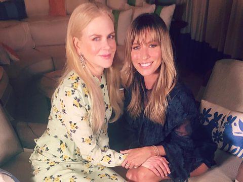 Nicole Kidman on Being...