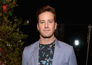 Armie Hammer Jokes About the Drug That Will Help Him Through Another…