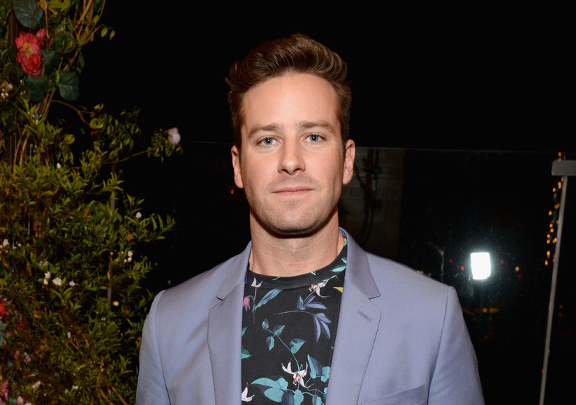Armie Hammer Takes on Those Batman Rumors