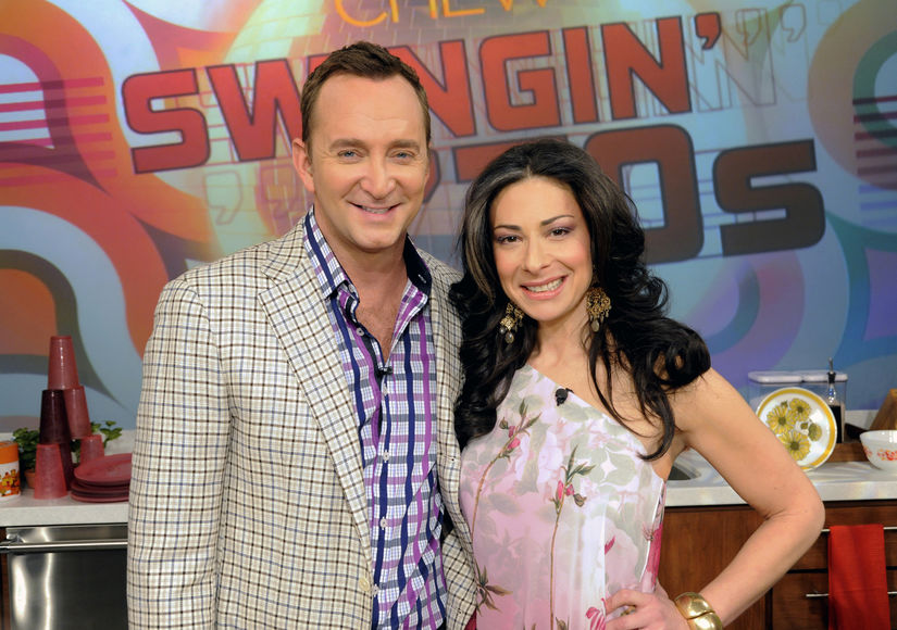 Clinton Kelly Responds After 'What Not to Wear' Co-Host Stacy London Blocks Him on Twitter