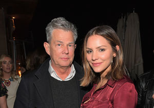 Rumor Bust! Katharine McPhee & David Foster Are Not Having a $50-Mil Wedding
