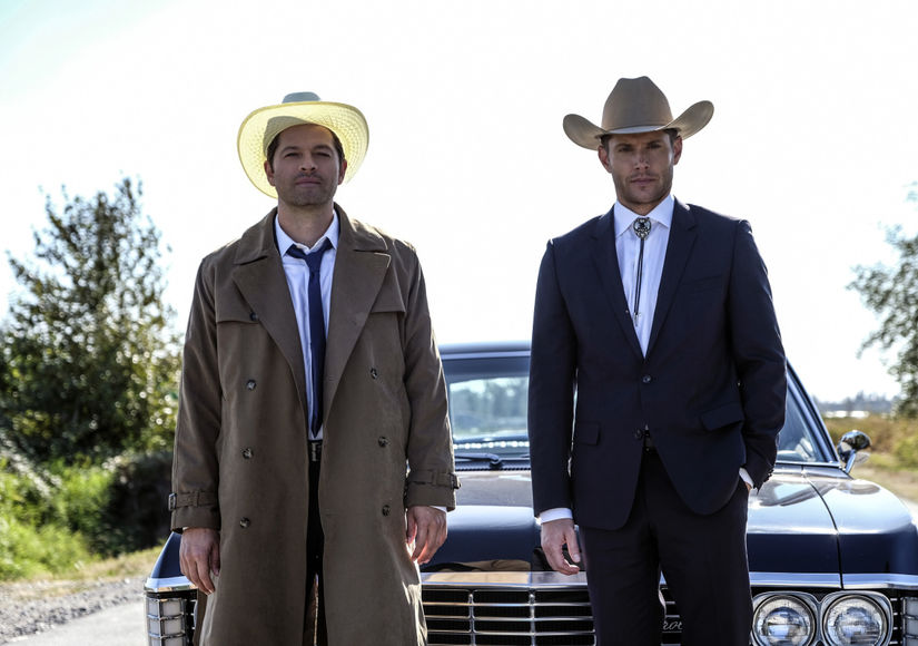 'Supernatural' Gets the 'Tombstone' Treatment
