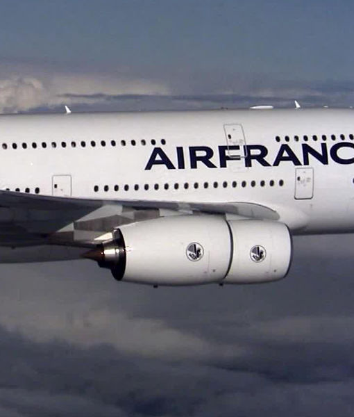 Mansions & Millionaires: Traveling to Paris on Air France
