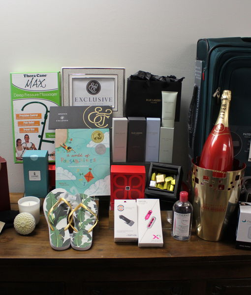 Win It! An American Cinematheque Awards Prize Pack (1 of 3)
