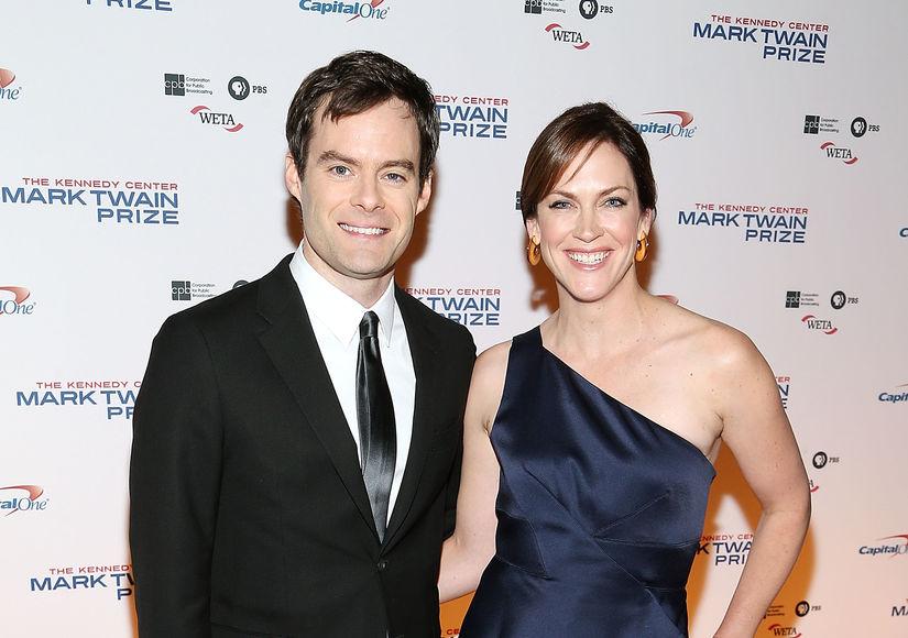 Bill Hader & Wife Maggie Carey Split