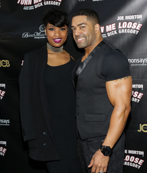 Jennifer Hudson & David Otunga Split