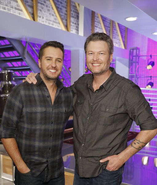 Luke Bryan Defends Blake Shelton's Sexiest Man Alive Title