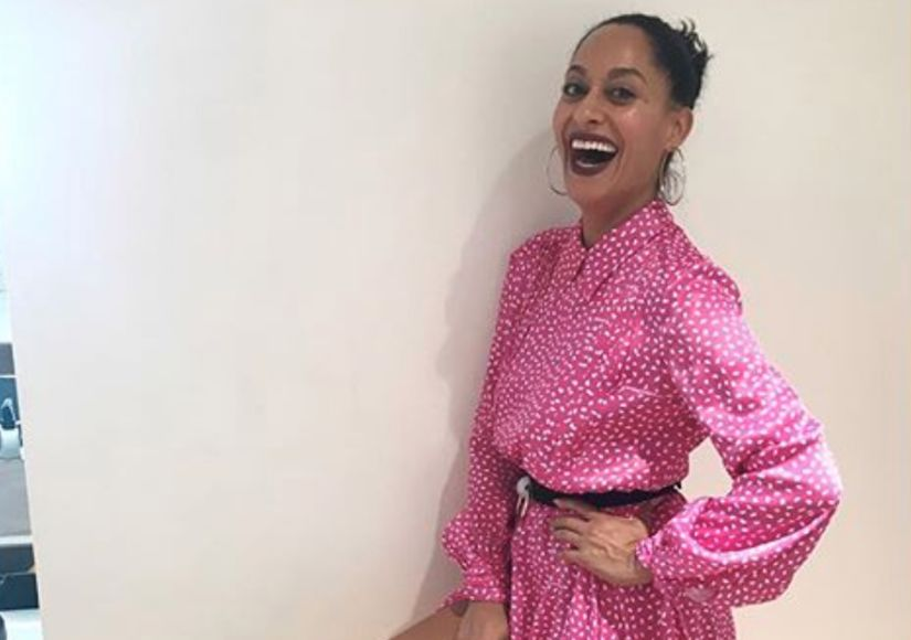 Tracee Ellis Ross Teases American Music Awards 2017