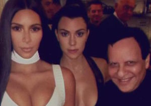 Kim Kardashian, Madonna, Gaga & More Mourn Designer Azzedine…