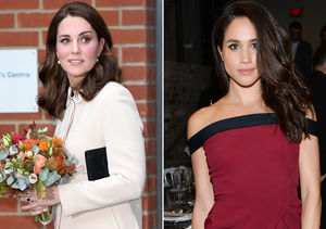 Rumor Bust! Kate Middleton Is Not Giving Meghan Markle Princess Lessons