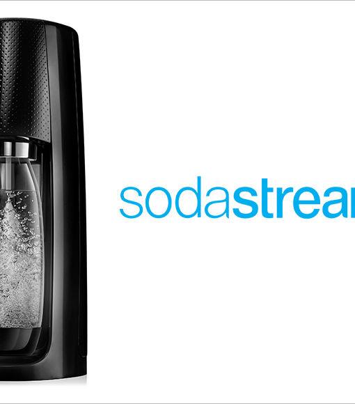 Win It! A Sodastream Fizzi System!
