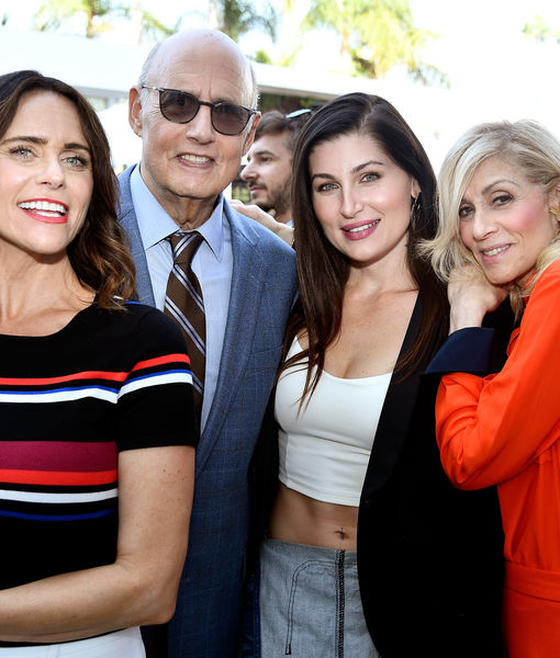 Jeffrey Tambor Quits 'Transparent' Amid Sexual Harassment Claims