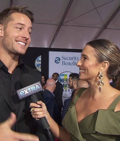 Justin Hartley & Chrishell Stause Gush About Each Other After Their…