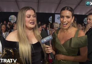 Kelly Clarkson on Taking Her Kids to the AMAs, That P!nk Duet, and Distancing…