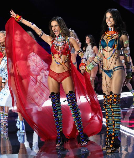 Alessandra Ambrosio Is Saying Goodbye to Victoria's Secret