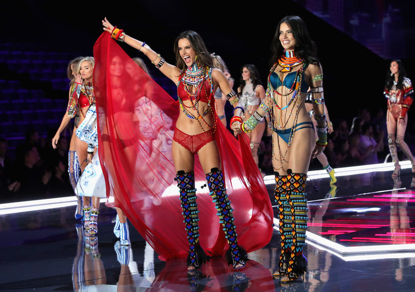 Alessandra Ambrosio Is Saying Goodbye to Victoria's Secret