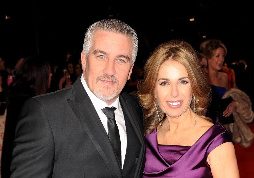 Celebrity Chef Paul Hollywood & Wife Alex Split