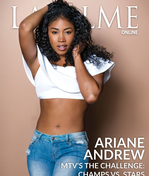 This Is How Ariane Andrew Stays in Such Great Shape