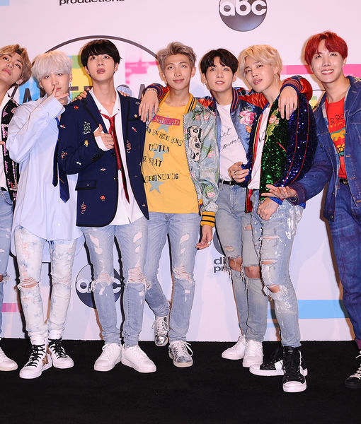 BTS Dishes on Their Epic AMAs Performance