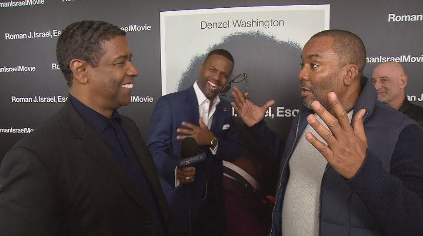 The Must-See Moment When Lee Daniels Crashed Our Interview with Denzel…