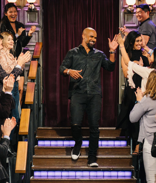 Shemar Moore's Epic Reaction to Sexiest Man Alive Feature