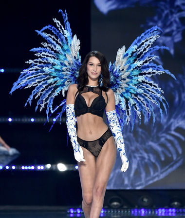 The Hottest Looks from the VS Fashion Show