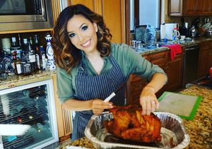 Eva Longoria Dishes on Her Thanksgiving Plans