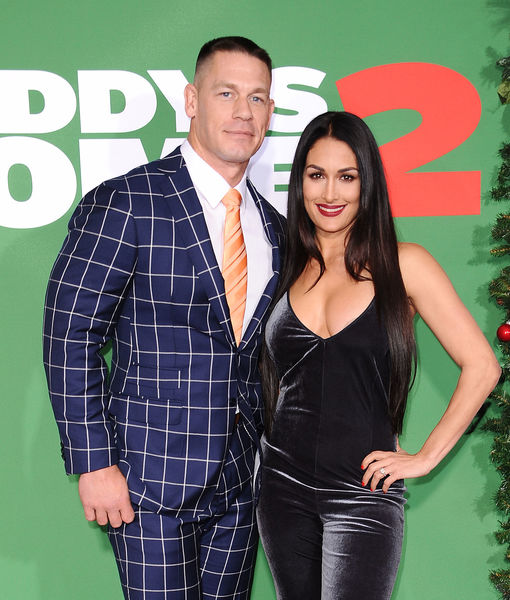John Cena & Nikki Bella Go Into Turbo Wedding Planning Mode!