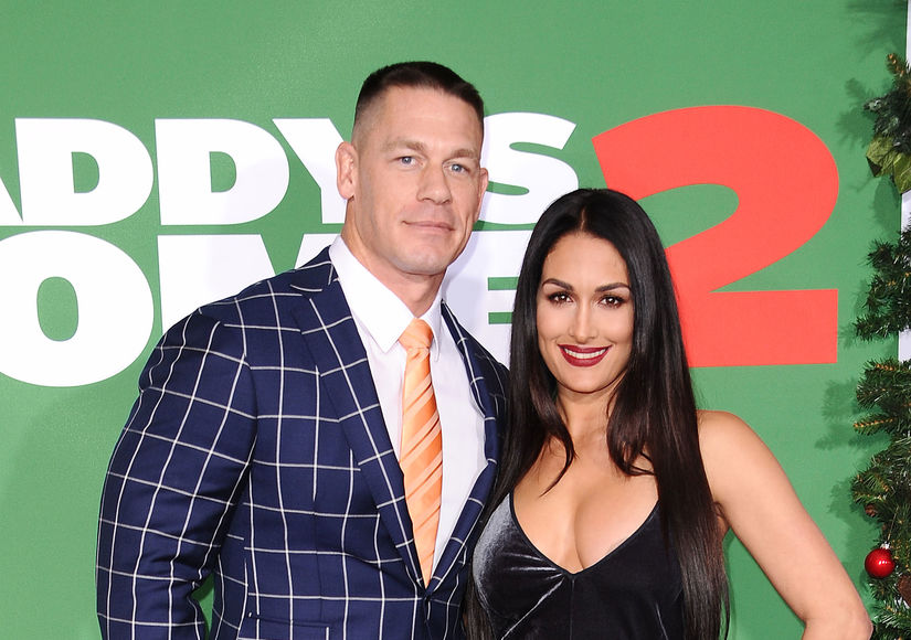 Report: John Cena & Nikki Bella Are Officially Back Together