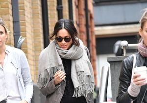 Pic! Meghan Markle in London After 'Suits' Exit – Is She Marrying Prince…