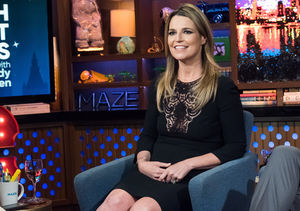 Savannah Guthrie Spills on Her Past and Present Celebrity Crushes